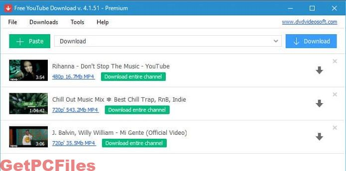 Free YouTube Download 4.3 + Activation Key + Crack[Full]