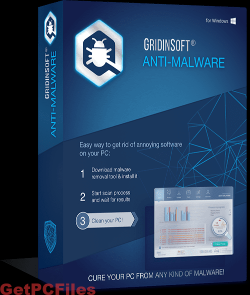 GridinSoft Anti-Malware 4.1 Cracks + Activation Key