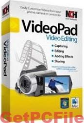NCH VideoPad Video Editor Professional Pro 7.51