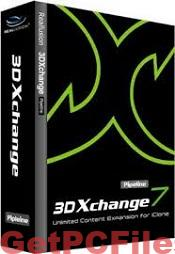 Reallusion 3DXchange 7.6 Pipeline + Crack [Full]