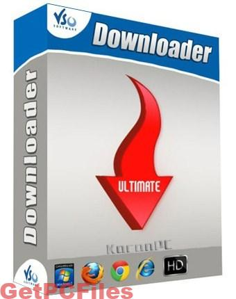 VSO Downloader Ultimate 5.0 Cracks + Patch