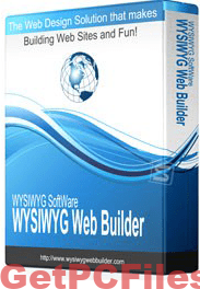 WYSIWYG Web Builder 15.2.1 With Crack