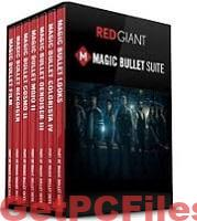 Red Giant Magic Bullet Suite 13.0 Crack + MacOS