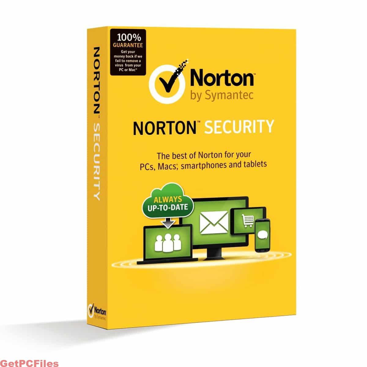 Norton Security Premium Key + Crack