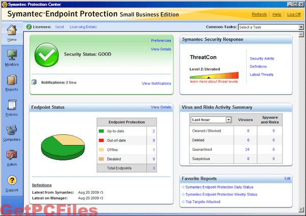 Symantec Endpoint Protection 14.2 With Crack