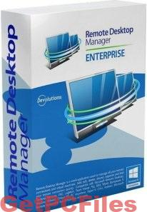 Remote Desktop Manager Enterprise 2020.1.9.0 + Crack[Full]