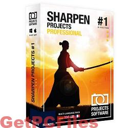 Sharpen Projects Professional + Crack + Serial Key[Full]