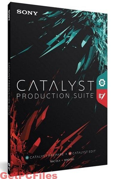 Sony Catalyst Production Suite Pro With Crack