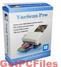 VueScan Pro 9.7 With Crack