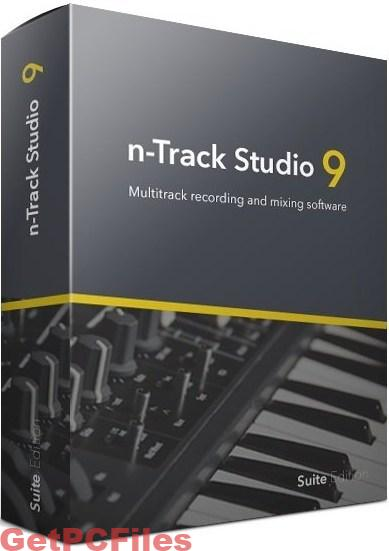 n-Track Studio Suite 9.1.0 Full Crack