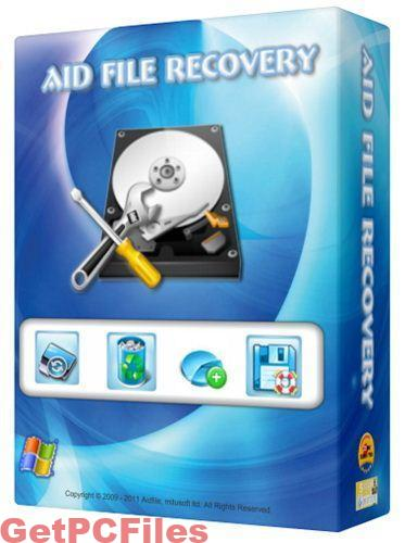Aidfile Recovery Software 2020 Crack Version Latest