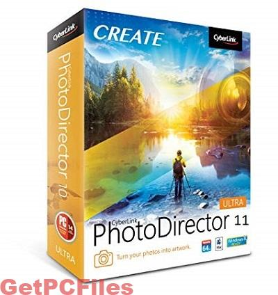 CyberLink PhotoDirector Ultra 11.0.2516.0 Crack Version
