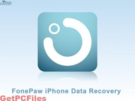FonePaw iPhone Data Recovery 7.2.0 With Crack