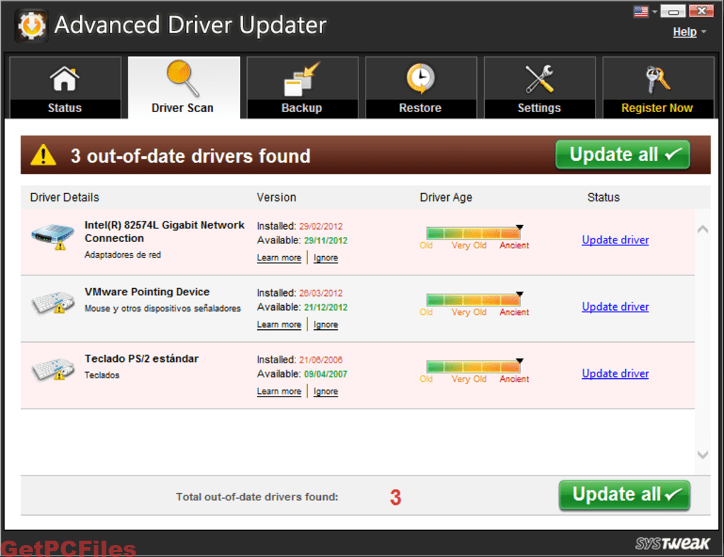 Advanced Driver Updater 4.5.1086.17939 With Crack