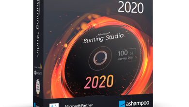 Ashampoo Burning Studio 21.6.0.60 Crack Latest