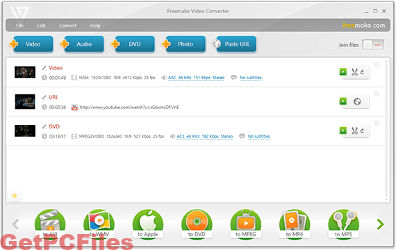 Freemake Video Converter 4.1.11.25 With Crack