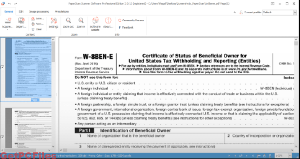 ORPALIS PaperScan Professional 3.0.104 Crack Latest