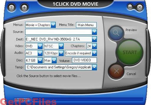 1CLICK DVD Converter 3.2.1.1 With Patch (Latest)