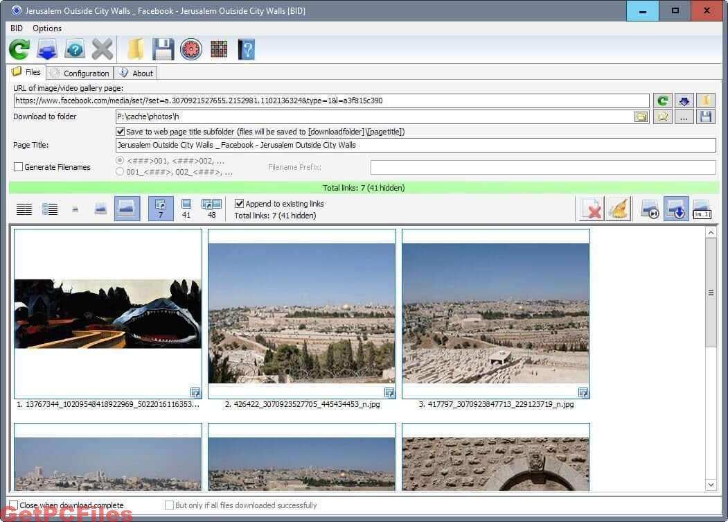 Bulk Image Downloader 5.72.0 With Crack (Latest)